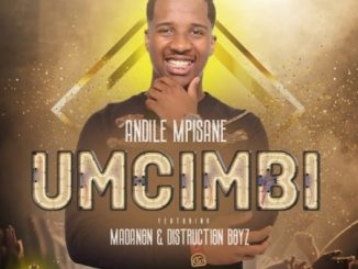 Andile Mpisane - Umcimbi Ft. Madanon & Distruction Boyz Mp3 Audio Download