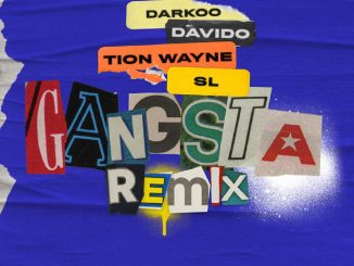 Darkoo Gangsta (Remix) ft. Davido, Tion Wayne, SL mp3 download