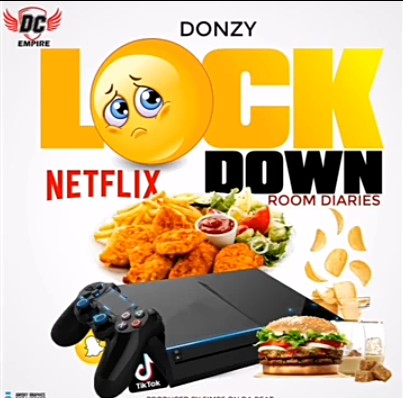 Donzy - Lock Down (Room Diaries) Mp3 Audio Download