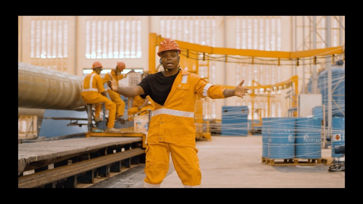 Harmonize Pipe Industries (Audio + Video) Mp3 Mp4 Download