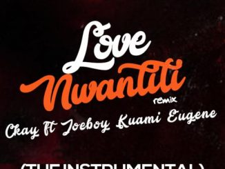 Instrumental: CKay Love Nwantiti (Free Beat) mp3 download
