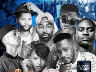 Nasty C x Emtee x Kwesta x Riky Rick x Sjava x Reason x Gigi Lamayne - Hlasela Mp3 Audio Download