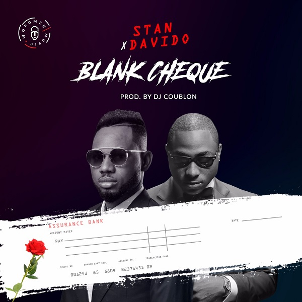 Stan ft. Davido Blank Cheque  mp3 download