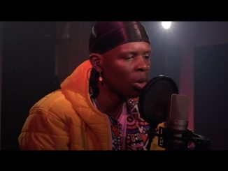 VIDEO: Aubrey Qwana - Molo Unplugged Mp4 Download