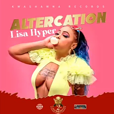 Lisa Hyper - Altercation