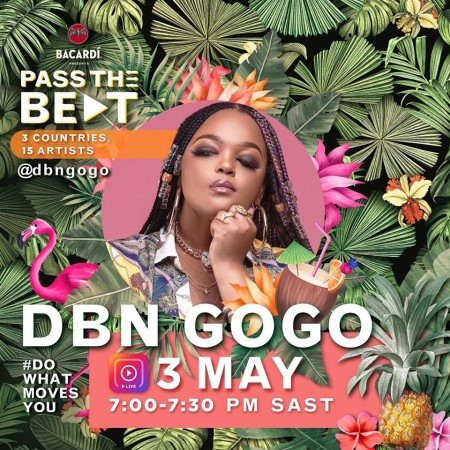 DBN Gogo  Bacardi Amapiano Live Mix mp3 download