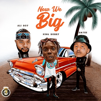 King Bobby  Now We Big Ft. Emtee, Ali Boy mp3 download