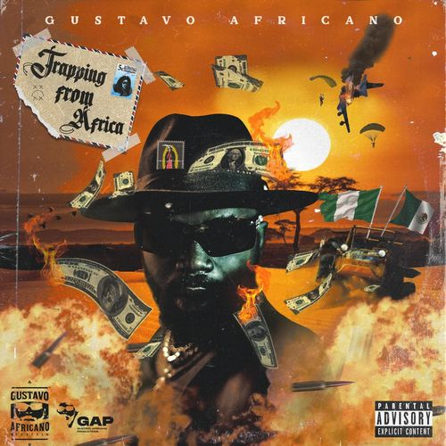 Pucado  Trapping from Africa Ft. Gustavo Africano mp3 download