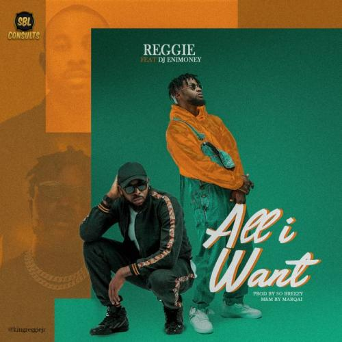 Reggie Ft. DJ Enimoney All I Want mp3 download