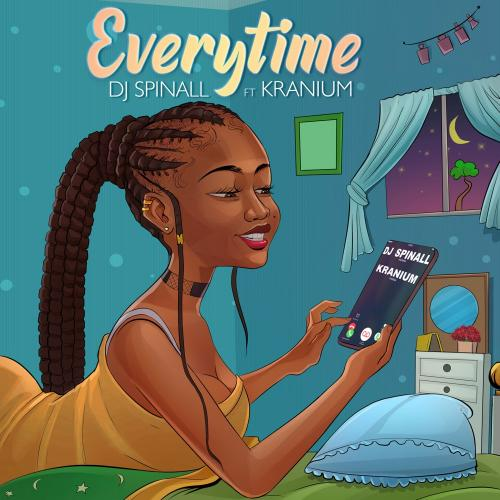 DJ Spinall Everytime Ft. Kranium mp3 download