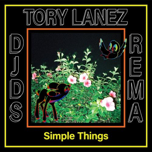 DJDS  Simple Things Ft. Tory Lanez, Rema mp3 download