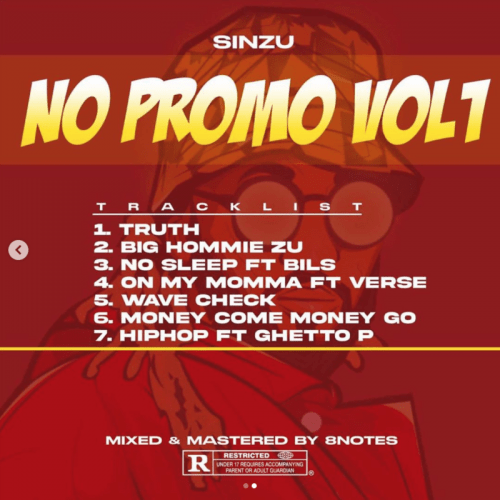 SiNZU  No Promo EP (Vol. 1) download