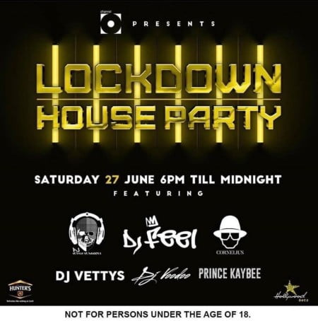 Prince Kaybee Lockdown House Party Mix mp3 download