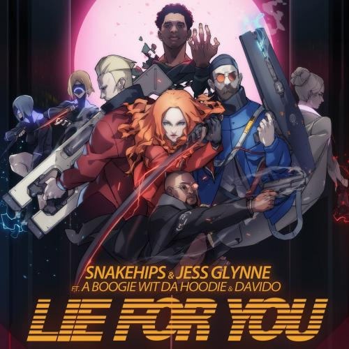 Snakehips & Jess Glynne  Lie For You Ft. Davido, A Boogie Wit Da Hoodie mp3 download