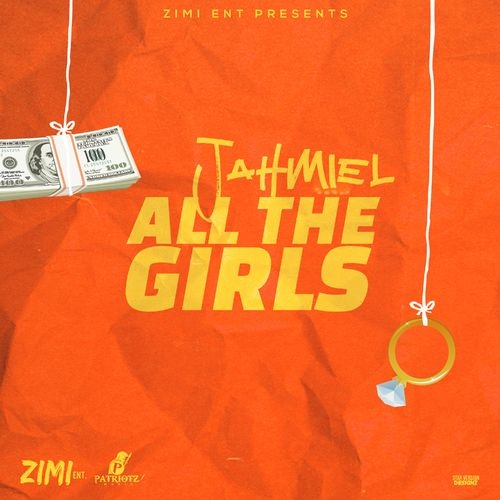 Jahmiel  All The Girls | MP3 mp3 download