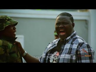 DOWNLOAD: Military Zone - Latest Yoruba Movie 2020 Drama • GLtrends.com.ng