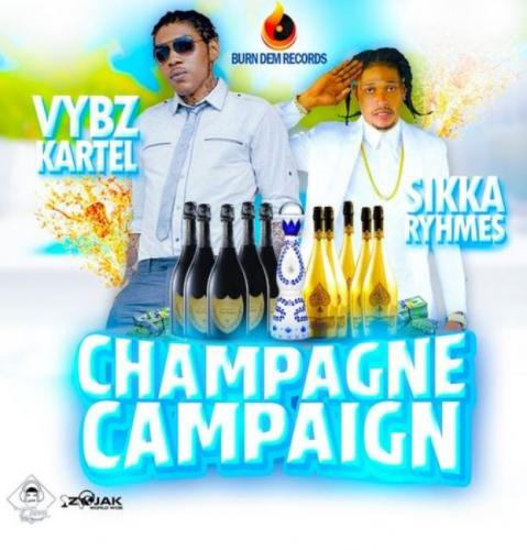 Vybz Kartel Champagne Campaign Ft. Sikka Rymes | MP3 mp3 download
