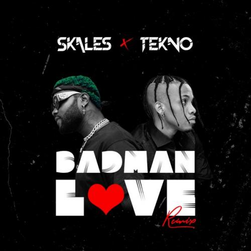 Skales Ft. Tekno Badman Love (Remix) mp3 download