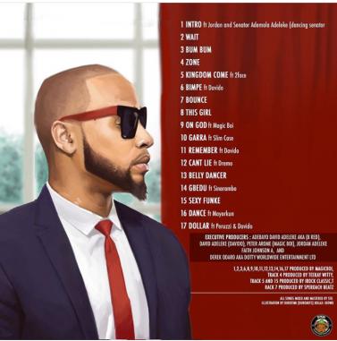 B-Red Kingdom Come Ft. 2Baba mp3 download