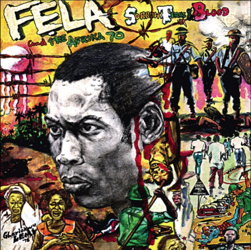 Fela Kuti  Sorrow Tears and Blood mp3 download