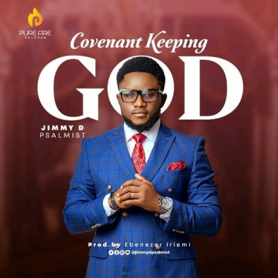 Jimmy D Psalmist Covenant Keeping God mp3 download