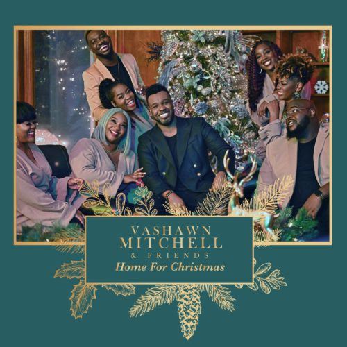 DOWNLOAD VaShawn Mitchell Home For Christmas Album download
