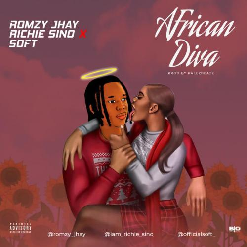 Romzy Jhay X Richie Sino X Soft African Diva mp3 download