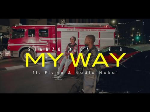Stanzo x Da L.E.S  My Way Ft. Flvme, Nadia Nakai  mp3 download