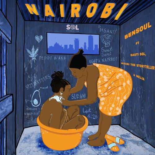 Bensoul Nairobi Ft. Sauti Sol, Nviiri, Mejja mp3 download