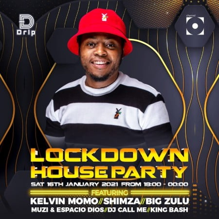 Kelvin Momo  Lockdown House Party Mix (2021) mp3 download