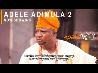 Adele Adimula 2 Latest Yoruba Movie 2021 Drama