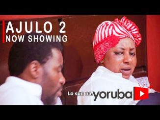 Ajulo 2 Latest Yoruba Movie 2021 Drama