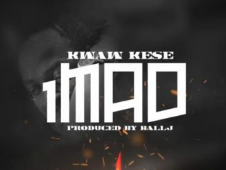 Kwaw Kese 1MAD Ft. Ball J mp3 download