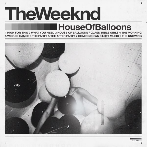 [ALBUM] The Weeknd House of Balloons download