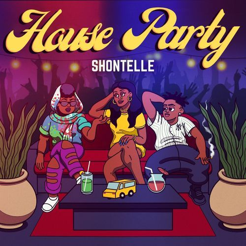 Shontelle House Party Ft. Dunnie mp3 download